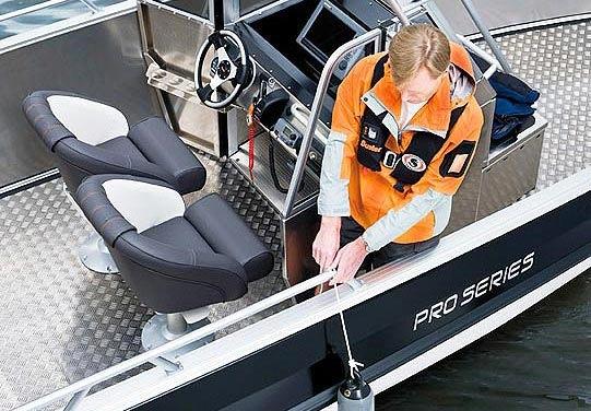 основы вождения лодки