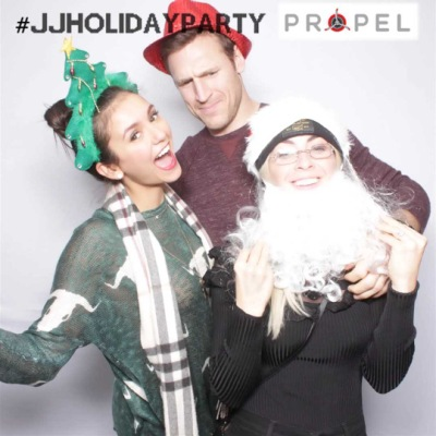 Just Jared's Holiday Party [19 декабря]