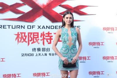 xXx: Return Of Xander Cage Premiere in Beijing [9 февраля]