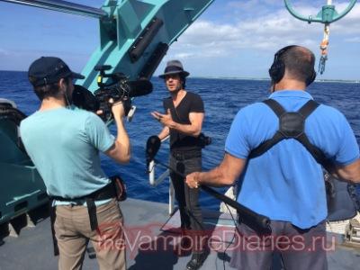 Новые фото со съемок второго сезона сериала «Годы опасной жизни» с Йеном