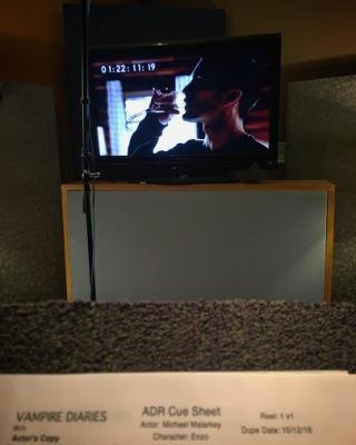 Фото и видео со съемок 8.05 - «Возвращение домой было ошибкой»