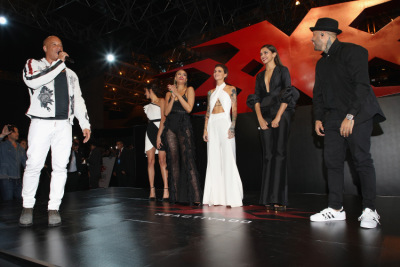 xXx: Return Of Xander Cage Premiere in Mexico [5 января]