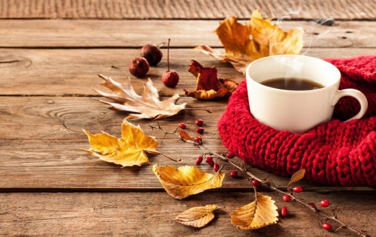 Осень и чай