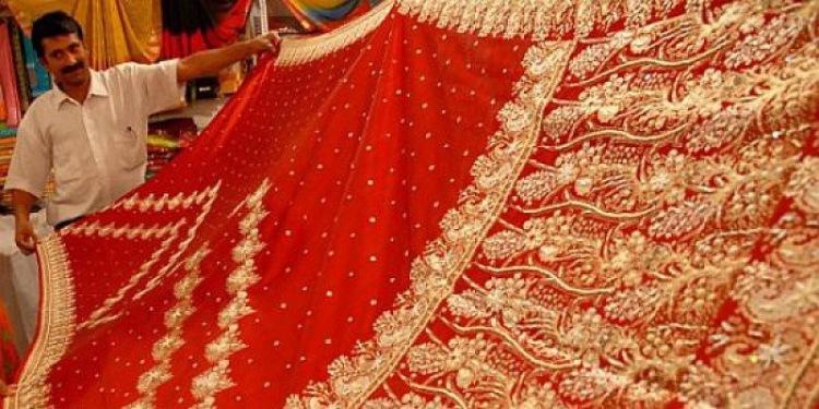 Объемная вышивка индии 36