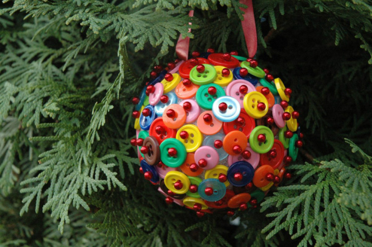 Новогодние украшения-игрушки своими руками