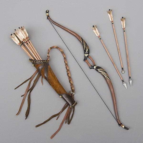 from bows and arrows to the great cities of the modern age