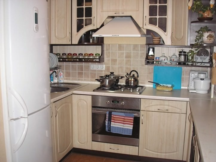 Кухня 6 метров на 2 метра дизайн