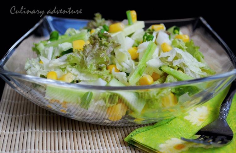 Рецепты китайских салатов с фото