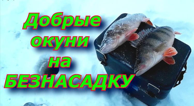 безнасадочная рыбалка видео