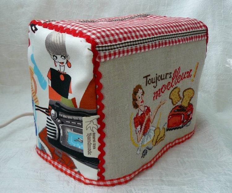 Сшить мешочки для хлеба