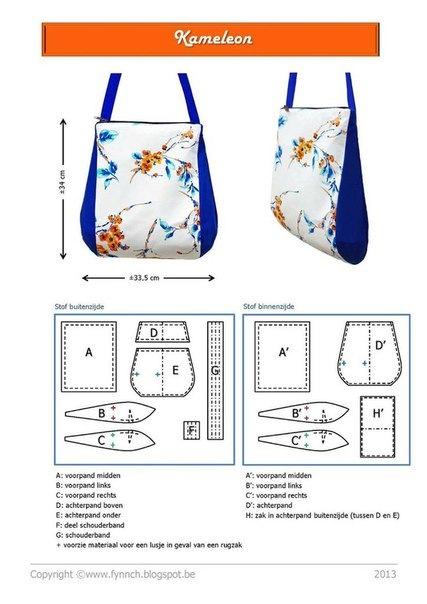 Как сшить большую пляжную сумку выкройки