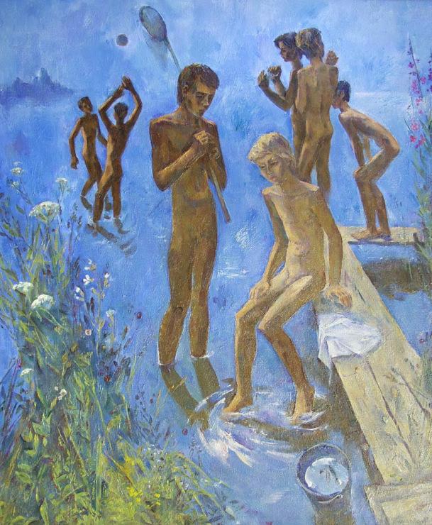Nudism Stories