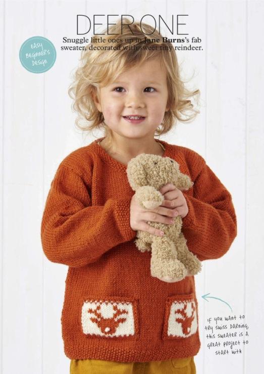 Журнал алиса по вязанию для детей 100
