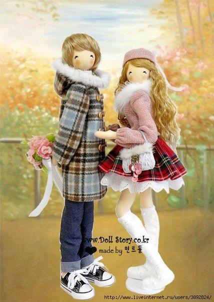 Куклы своими руками парню