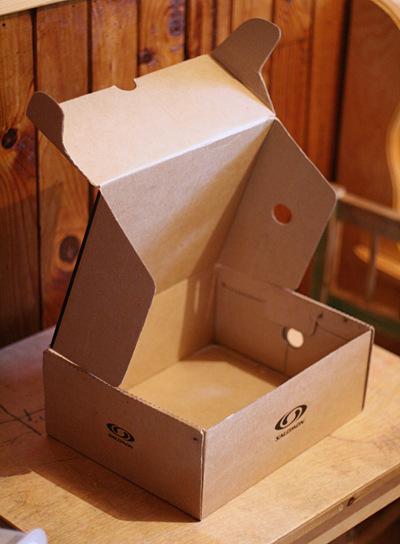 Домик из коробки из под обуви своими руками как сделать