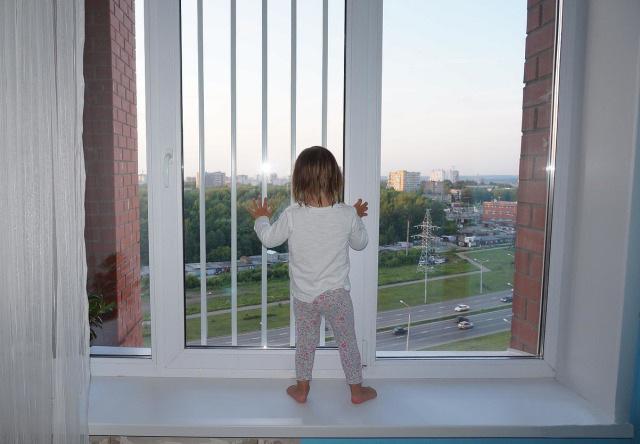 Решетки на окна от выпадение детей keep kids: 8974323 - окна.