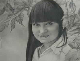 Художник Александра Иванова - Москва