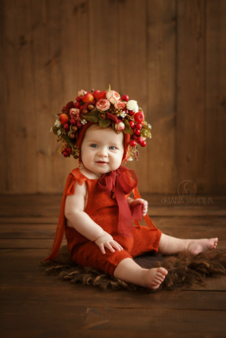 Детский фотограф Оксана Володина - Воронеж